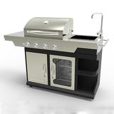 组合式烤炉